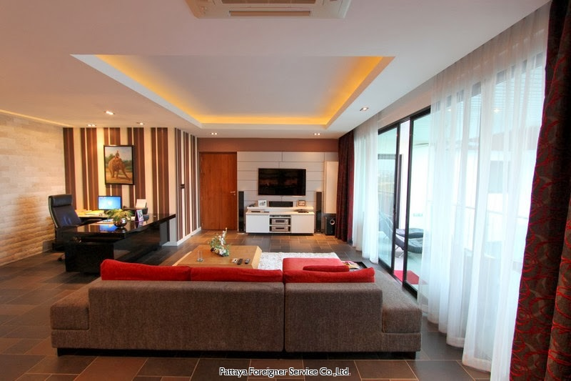 pic-9-Pattaya Foreigner Service Co.Ltd. luxurious penthouse for sale Condominiums for sale in Jomtien Pattaya