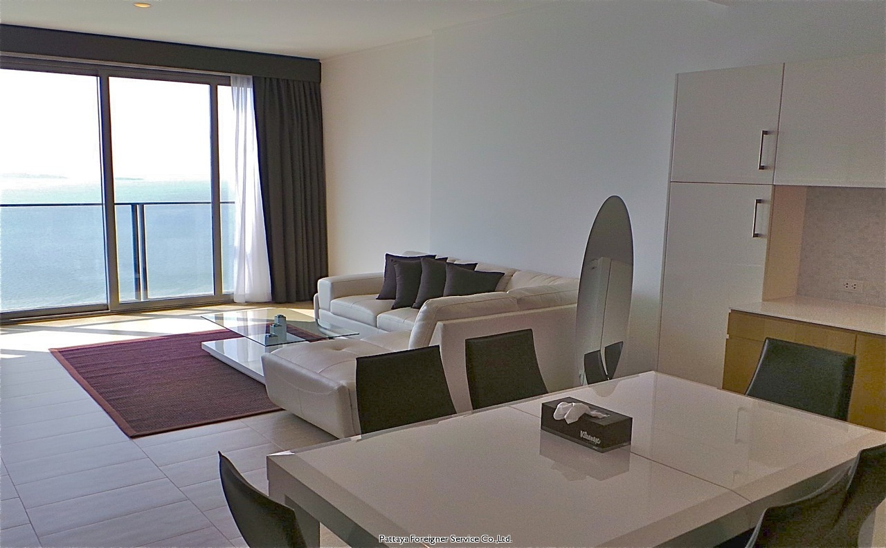 penthouse condo for sale and rent in pratumnak for sale in Pratumnak Pattaya