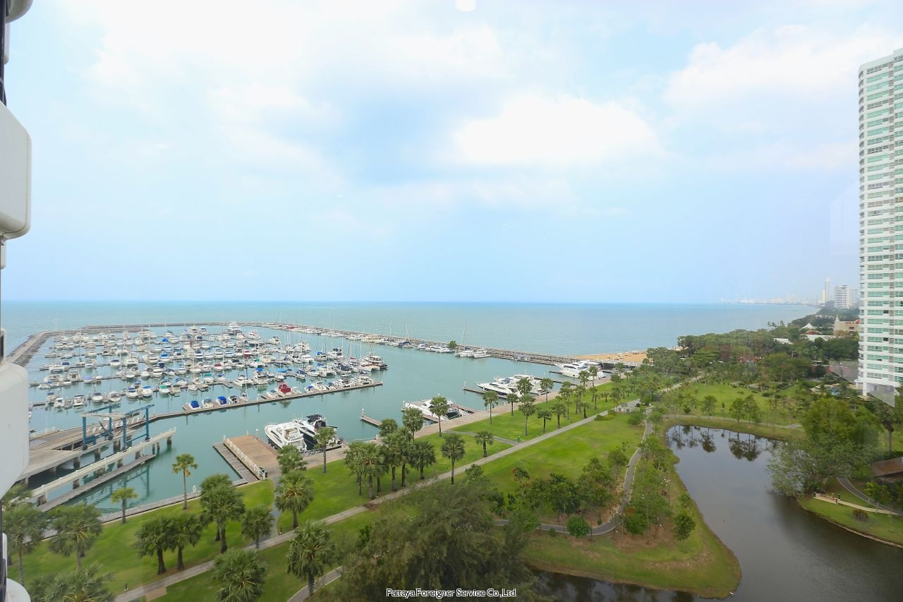 condo at the ocean marina   for sale in Na Jomtien Pattaya