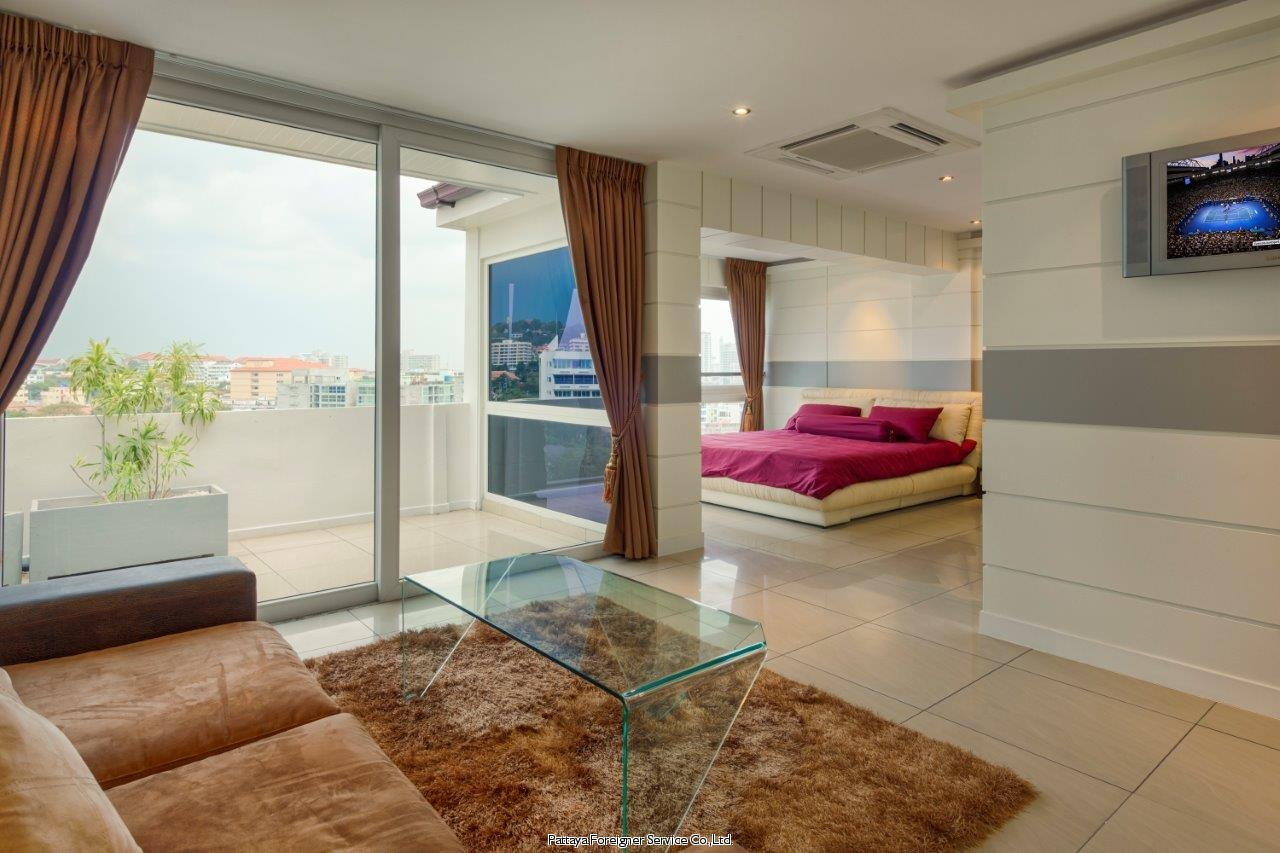 amari residence condominium for sale in pratumnak hill for sale in Pratumnak Pattaya