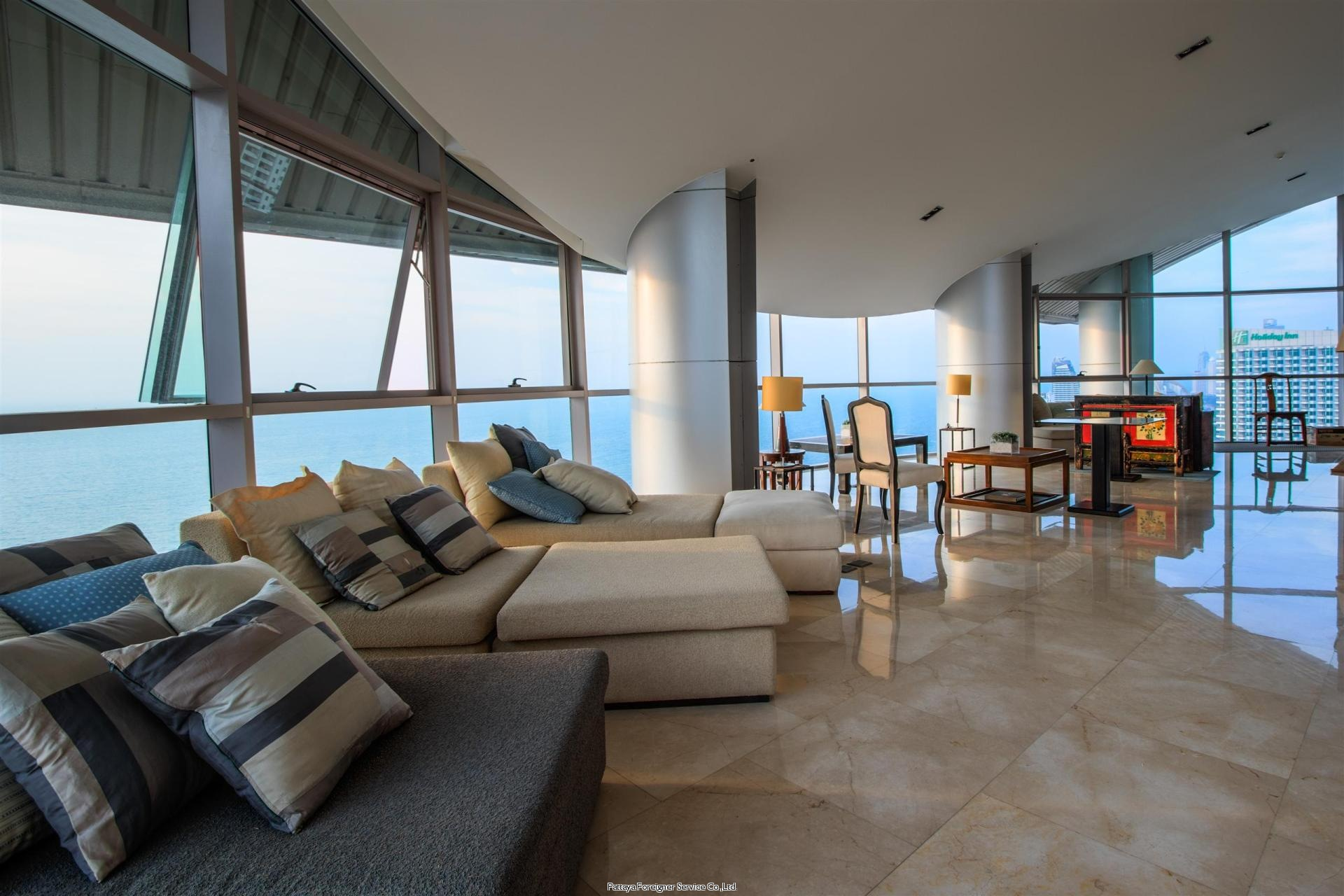 pic-8-Pattaya Foreigner Service Co.Ltd. the most amazing penthouse in pattaya Condominiums for sale in North Pattaya Pattaya