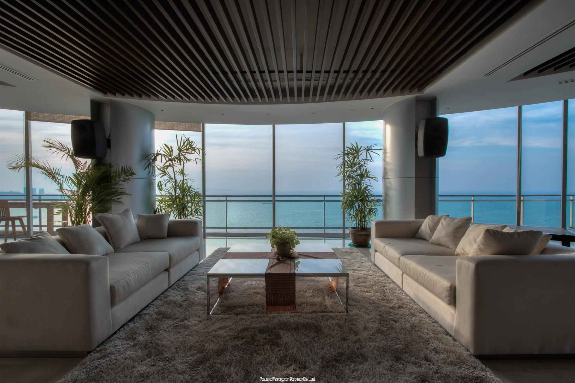 the most amazing penthouse in pattaya Condominiums till salu i North Pattaya Pattaya