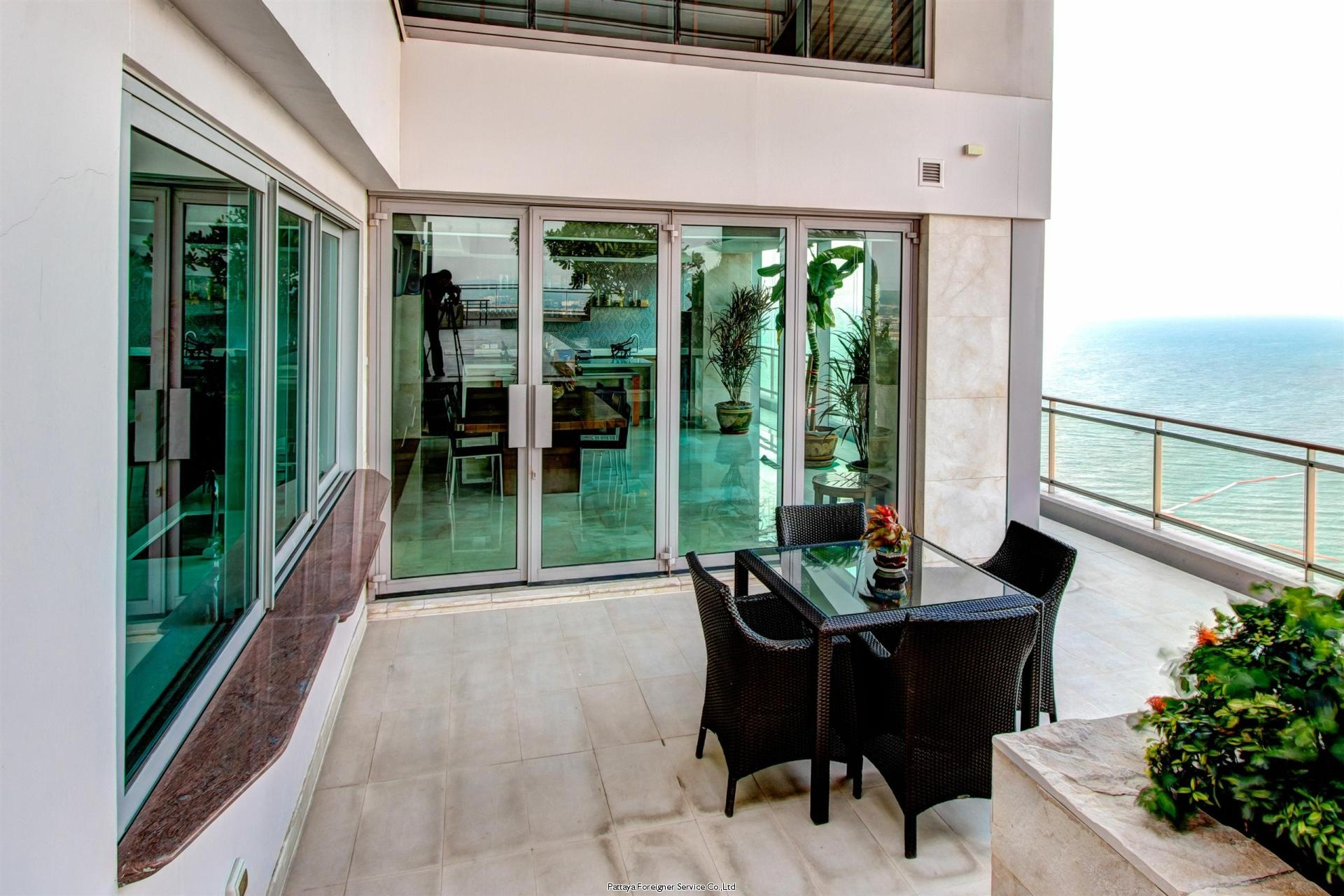 pic-11-Pattaya Foreigner Service Co.Ltd. the most amazing penthouse in pattaya Condominiums for sale in North Pattaya Pattaya