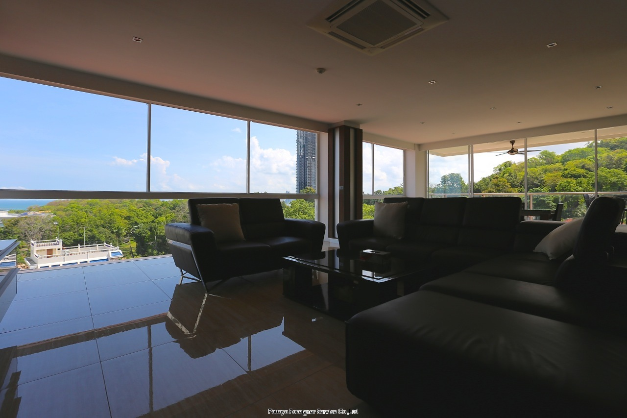 pic-4-Pattaya Foreigner Service Co.Ltd. high class fitted luxurious penthouse Condominiums for sale in Pratumnak Pattaya