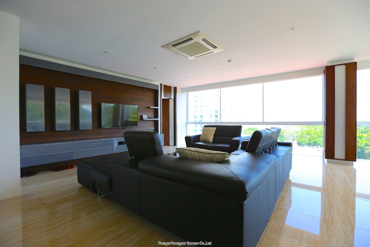 pic-3-Pattaya Foreigner Service Co.Ltd. high class fitted luxurious penthouse Condominiums for sale in Pratumnak Pattaya