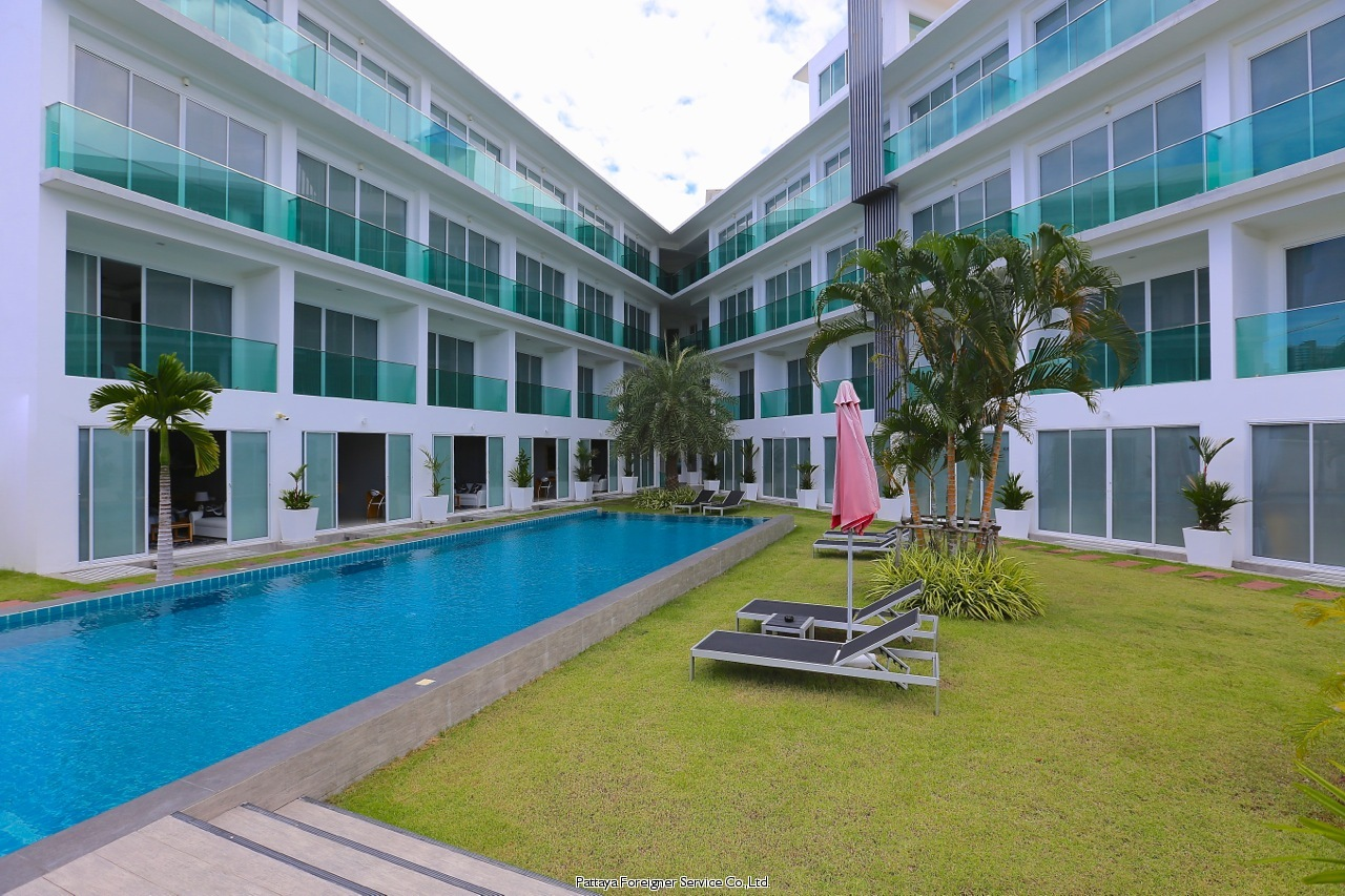 hotel with 62 bedrooms and o6 license  Condominiums for sale in South Pattaya Pattaya