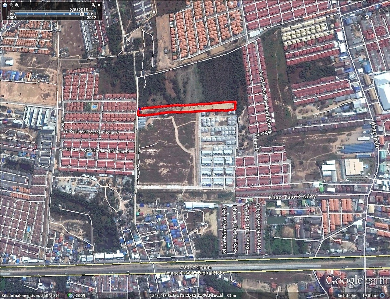 land in east pattaya for residential area  Condominiums for sale in East Pattaya Pattaya