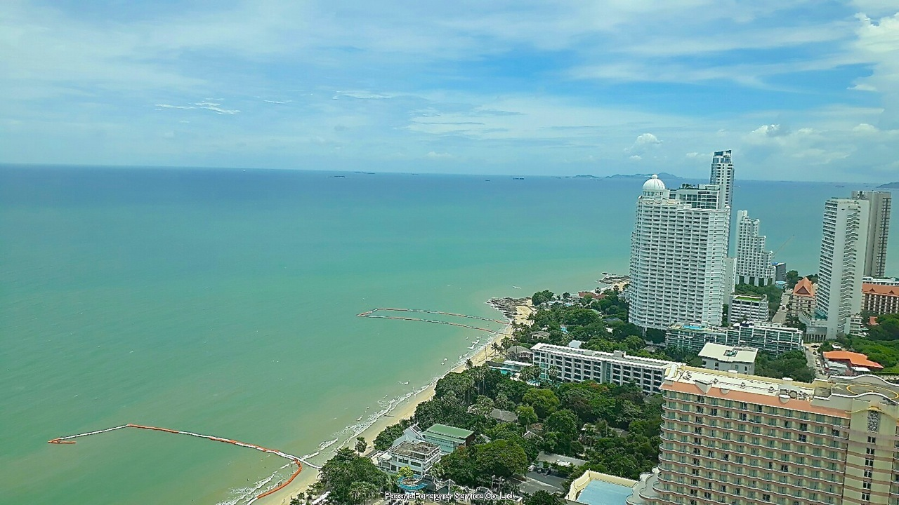 pic-2-Pattaya Foreigner Service Co.Ltd. luxurious duplex beachfront condo  for sale in Naklua Pattaya