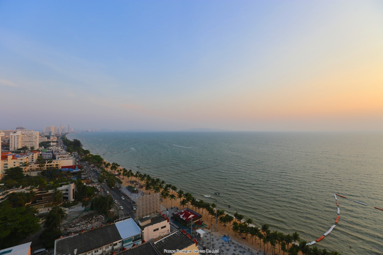 pic-12-Pattaya Foreigner Service Co.Ltd. ultimate beachfront bachelor pad Condominiums for sale in Jomtien Pattaya