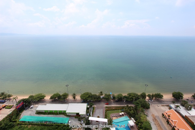 unique condo with best sea views till salu i Jomtien Pattaya