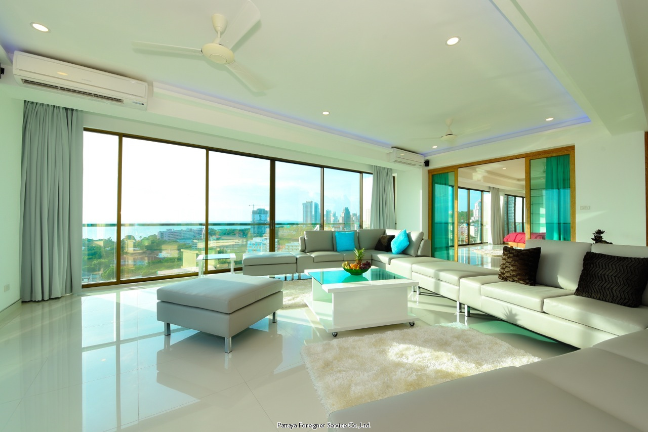 northpoint beachfront condominium for sale in wongamat  beach for sale in Wong Amat Pattaya