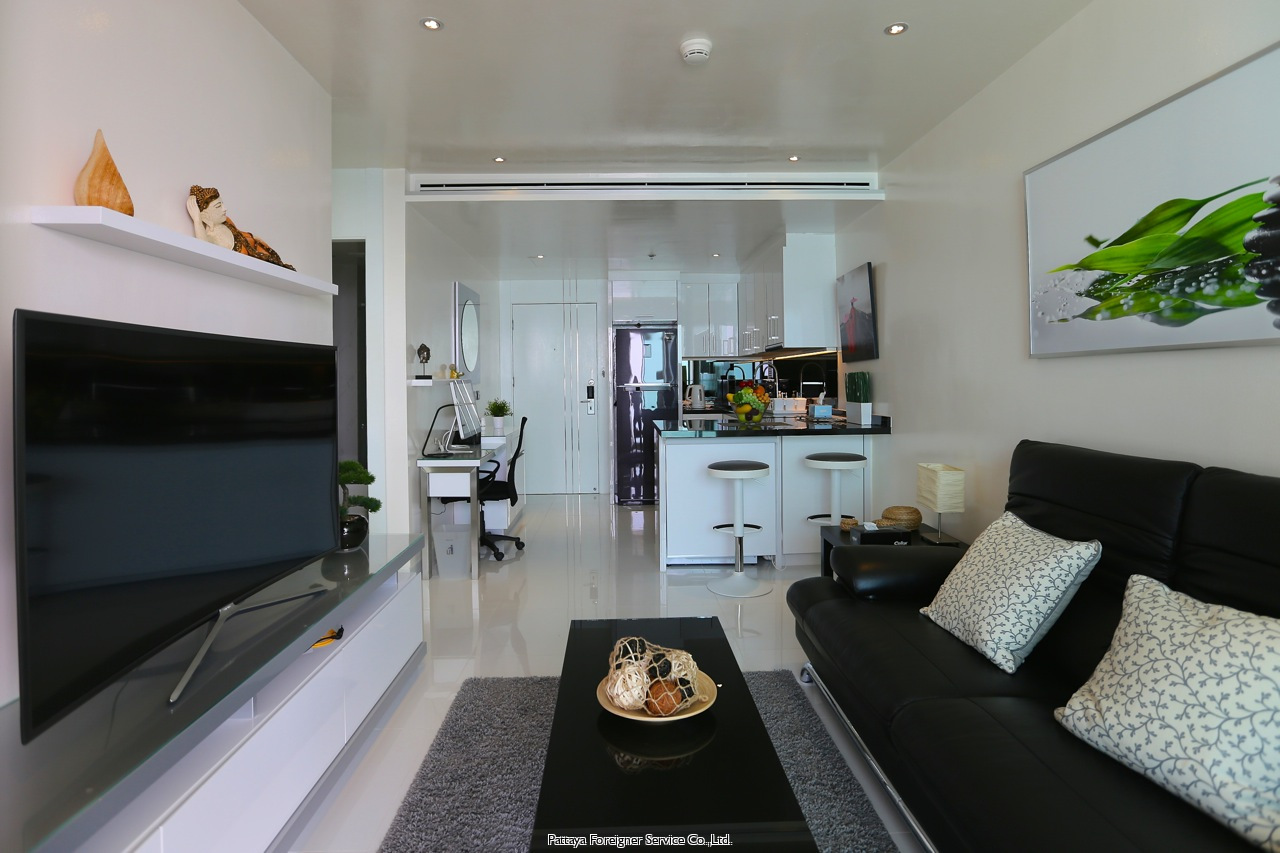 highclass fitted modern condo in pratamnak 販売 で Pratumnak パタヤ