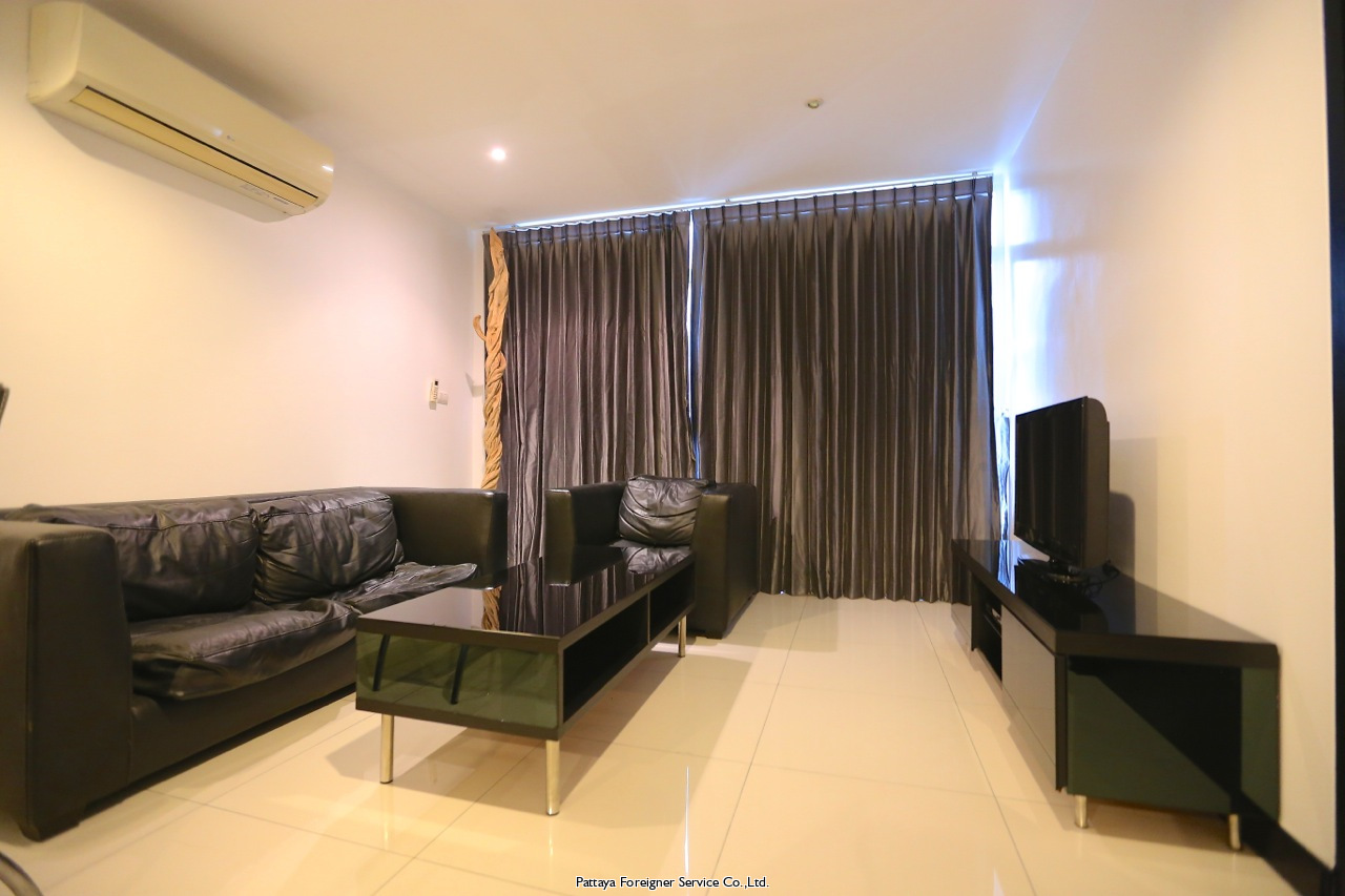 to bedroom condo on pratamnak hill att hyra i Pratumnak Pattaya