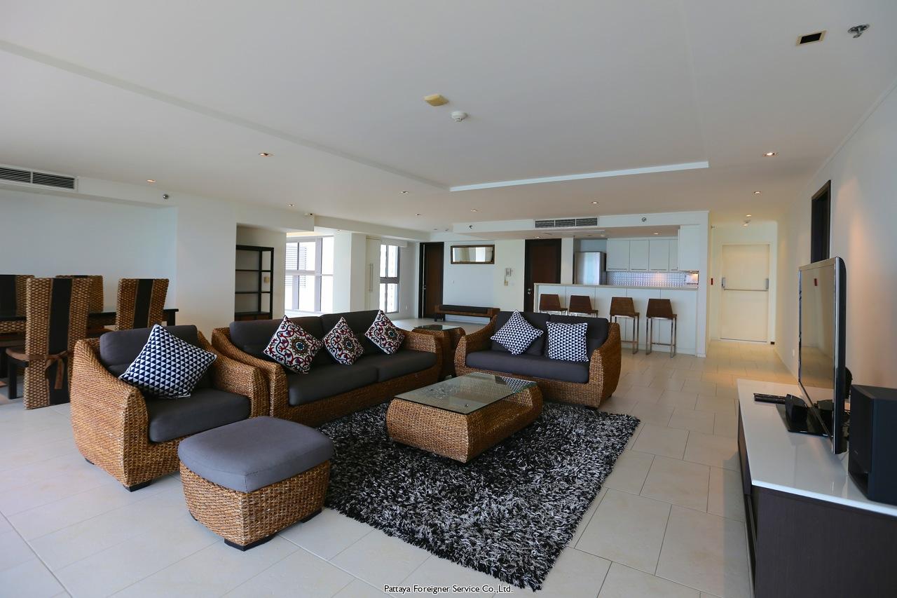 royal cliff garden condominium for rent in pratumnak hill  to rent in Pratumnak Pattaya