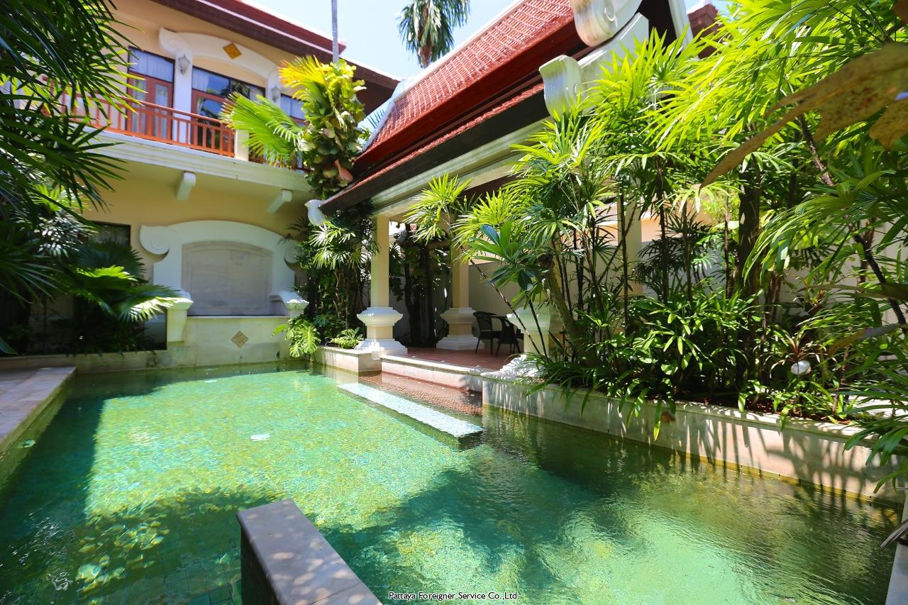 pattaya house casa para la venta en Na Jomtien