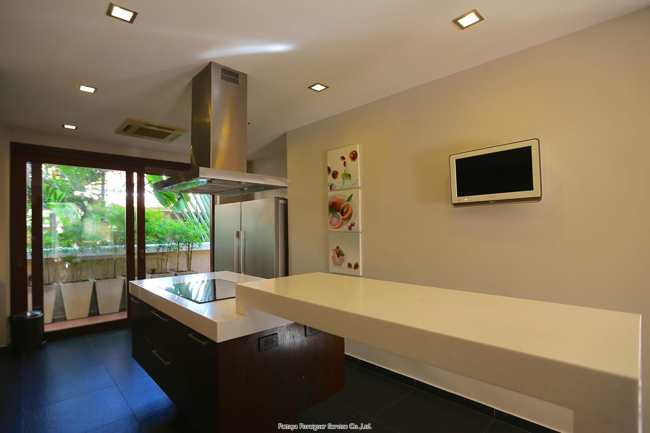 pattaya house house for rent in Jomtien