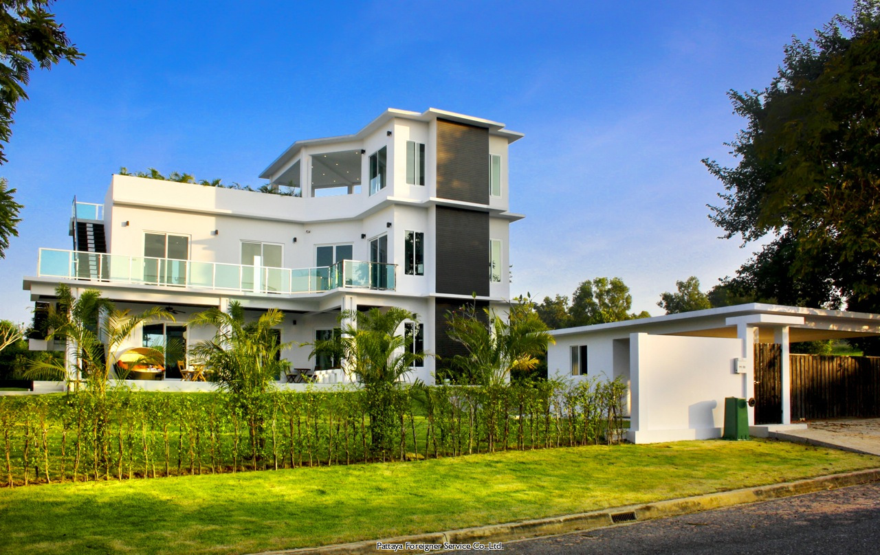 pattaya house дом для продажи в Бан Ампур