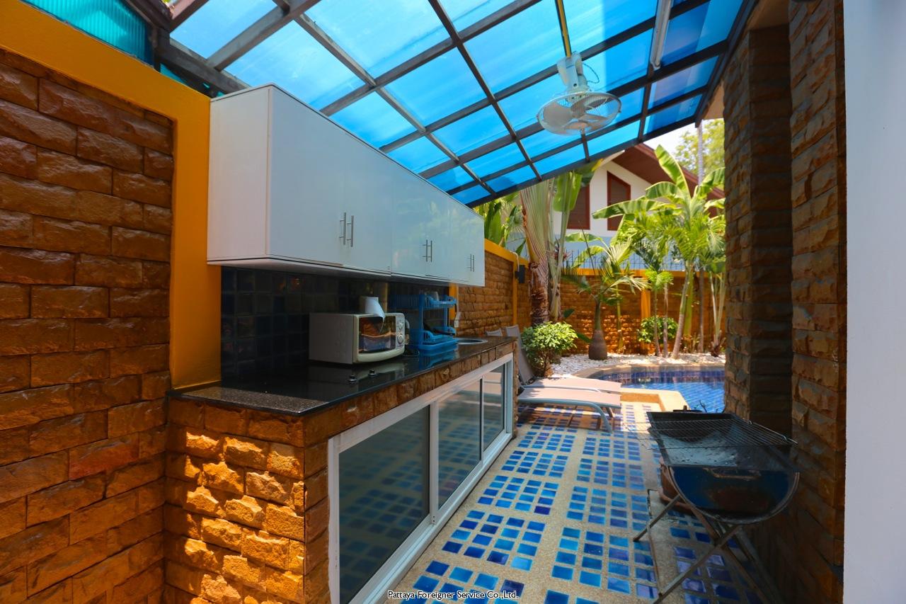 pattaya house house for rent in Naklua