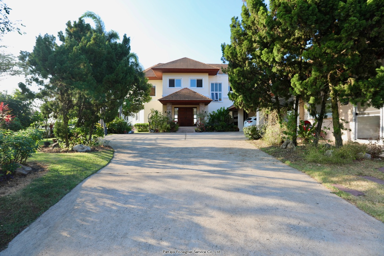 pattaya house maison pour la vente dans les East Pattaya