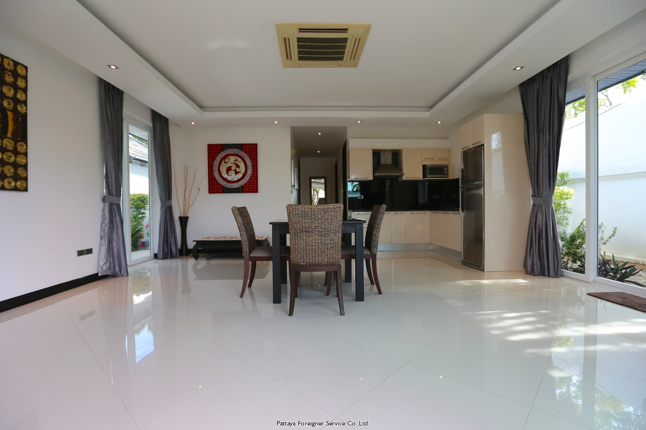 pattaya house дом в аренду в Джомтьен
