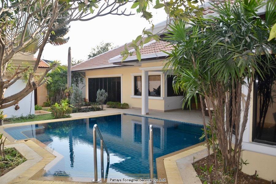 pattaya house hus att hyra rent Jomtien